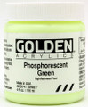 Golden HB Phosphorescent Green 119ml