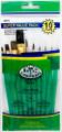 Royal Langnickel Super Value Pack Sable & Camel Brush Set of 10 Pieces No. SVP-4