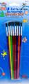 Royal Langnickel Big Kids Choice Brush set of 8 Pieces No. BK-114