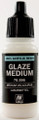 Acrylicos Vallejo Glaze Medium 17ml No. 70596