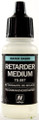 Acrylicos Vallejo Retarder Medium 17ml No. 70597