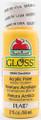 Apple Barrel ® Gloss™ Acrylic - Dandelion, 2 oz.