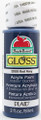 Apple Barrel ® Gloss™ Acrylic - Real Navy, 2 oz.