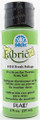 FolkArt ® Fabric™ Paint - Brush On - Fresh Foliage 2oz