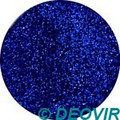 Golden Phoenix Face Glitter 10ml Blue