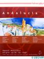Hahnemühle Andalucía Watercolour Pad 500gsm 30x40 cm Rough
