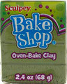 Sculpey® Bake Shop Olive Green 2.4 oz