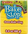 Sculpey® Bake Shop Yellow 2.4 oz