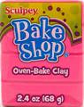 Sculpey® Bake Shop Bright Pink 2.4 oz