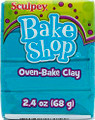 Sculpey® Bake Shop Turquoise 2.4 oz