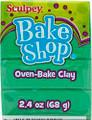 Sculpey® Bake Shop Green 2.4 oz