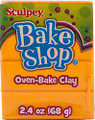 Sculpey® Bake Shop Bright Orange 2.4 oz