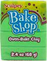 Sculpey® Bake Shop Bright Green 2.4 oz