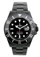 Rolex Red Sea-Dweller 126600 DLC-PVD