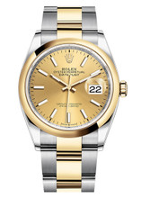 Rolex Datejust 36mm Two Tone 126203CXO