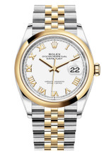 Rolex Datejust 36mm Two Tone 126203WRJ