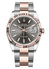 Rolex Datejust 36mm Two Tone 126231BXO