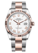 Rolex Datejust 36mm Two Tone 126231WRO