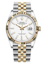 Rolex Datejust 36mm Two Tone 126233WXJ
