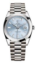 Rolex Platinum President Day Date 40 228206 BD