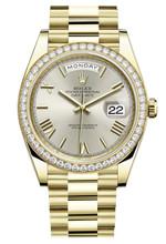 Rolex Yellow Gold President Day Date 40 228348SR
