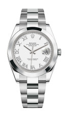 Rolex Datejust 41mm Stainless Steel 126300 WRO