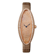 Cartier Baignoire Allongee Womens WJBA0010