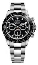 Rolex Ceramic Daytona 116500LN Black