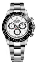 Rolex Ceramic Daytona 116500LN White