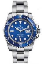 Rolex Submariner White Gold 116619 LB