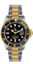 Rolex Submariner Diamond Pre-Owned 16613
