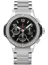 Hublot Big Bang 41 mm STEEL DIAMONDS BRACELET 342.SX.130.SX.114