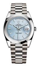 Rolex Platinum President Day Date 40 228206 BX