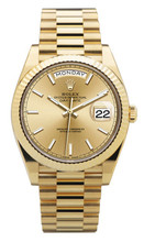 Rolex Yellow Gold President Day Date 40 228238 CX