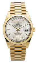 Rolex Yellow Gold President Day Date 40 228238 SX