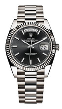 Rolex White Gold President Day Date 40 228239 BX
