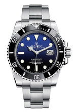 Rolex Submariner Custom Ceramic Deep Blue 116610