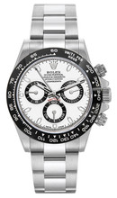 Rolex Pre Owned Custom Ceramic Daytona 116520 White