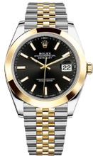 Rolex Datejust 41mm Yellow Gold and Steel 126303 BISJ