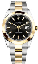 Rolex Datejust 41mm Yellow Gold and Steel 126303 BISO