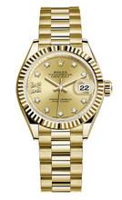 Rolex Rolex Lady President 28 279178CRDFP