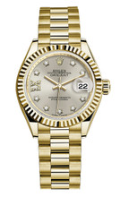 Rolex Rolex Lady President 28 279178SRDFP