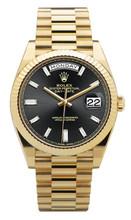 Rolex Yellow Gold President Day Date 40 Diamonds 228238 B