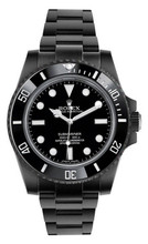 Rolex Ceramic Submariner 114060  DLC-PVD