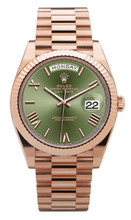 Rolex Everose Gold President Day Date 40 228235 GR