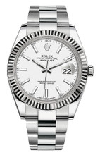 Rolex Datejust 41mm Stainless Steel 126334 WXO