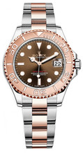 Rolex Yacht-Master Everose 37mm Chocolate  268621