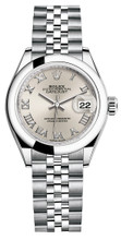 Rolex Lady Datejust 28mm Smooth Stainless Steel 279160SRSJ