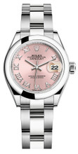 Rolex Lady Datejust 28mm Smooth Stainless Steel 279160PRSO