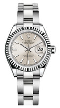 Rolex Lady Datejust 28mm Fluted Stainless Steel 279174SIFO